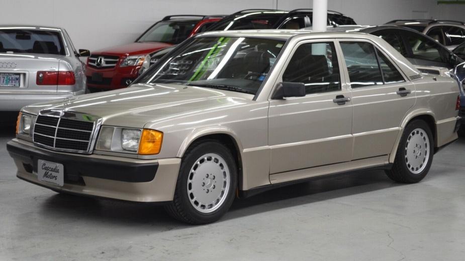 Mercedes-Benz 190 e 2.3-16 cosworth