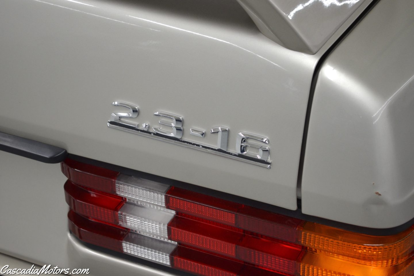 Mercedes-Benz 190 E 2.3-16 Cosworth