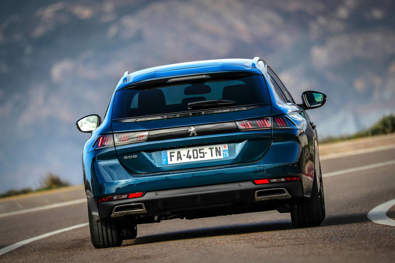 Peugeot 508 SW 1.5 BlueHDI GT Line