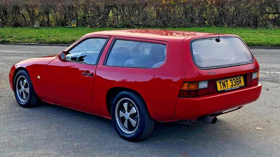 Porsche 924 DP Cargo
