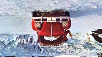 volkswagen carocha antártida
