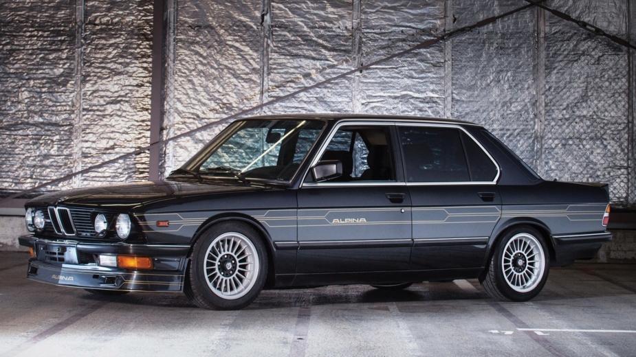 Alpina b7 Turbo/1