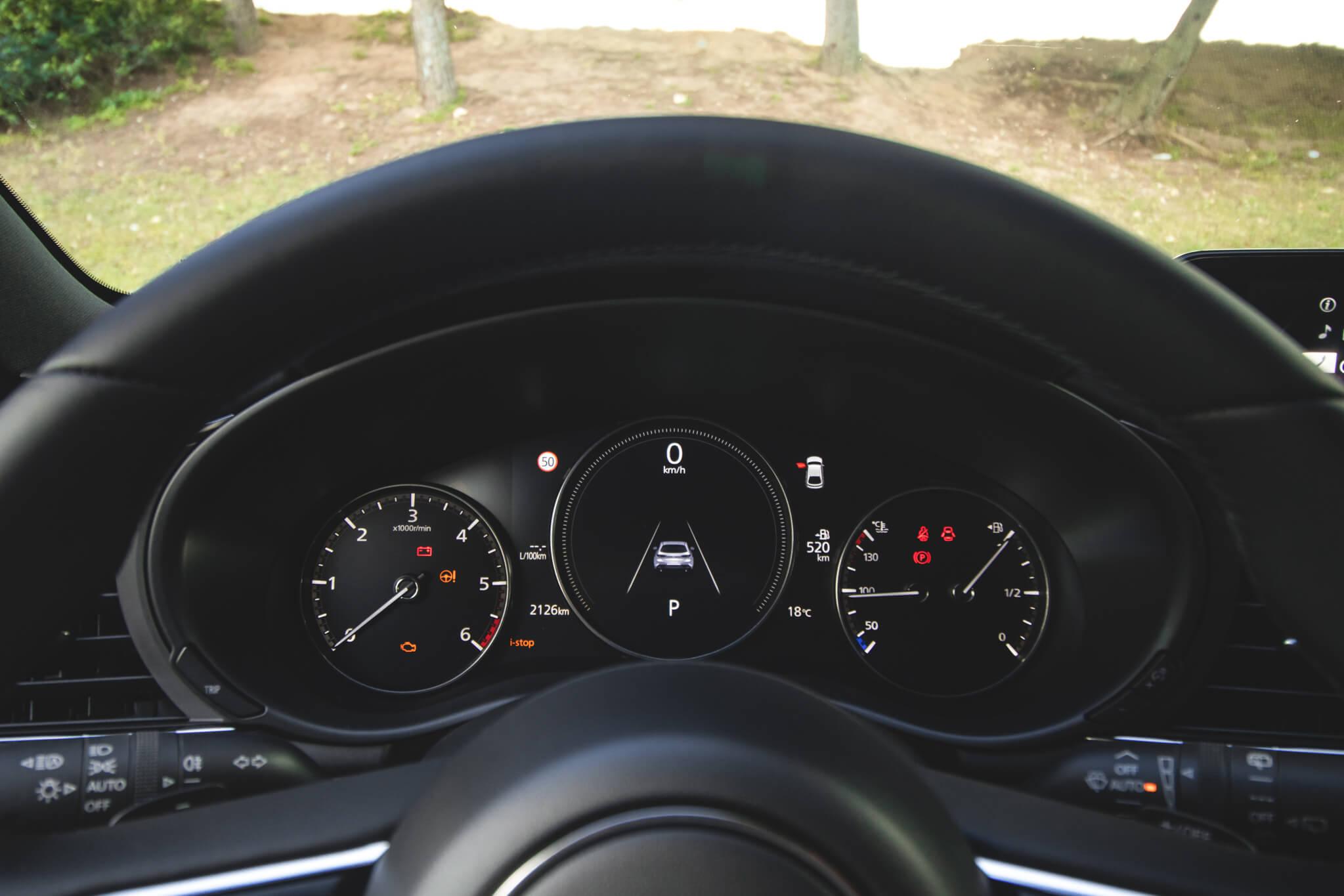 Mazda Mazda3 SKYACTIV-D