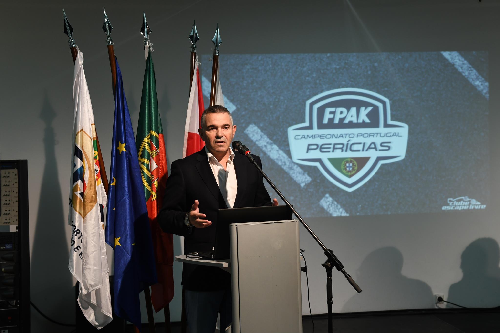 Apresentação do Campeonato de Portugal de Perícias 2019
