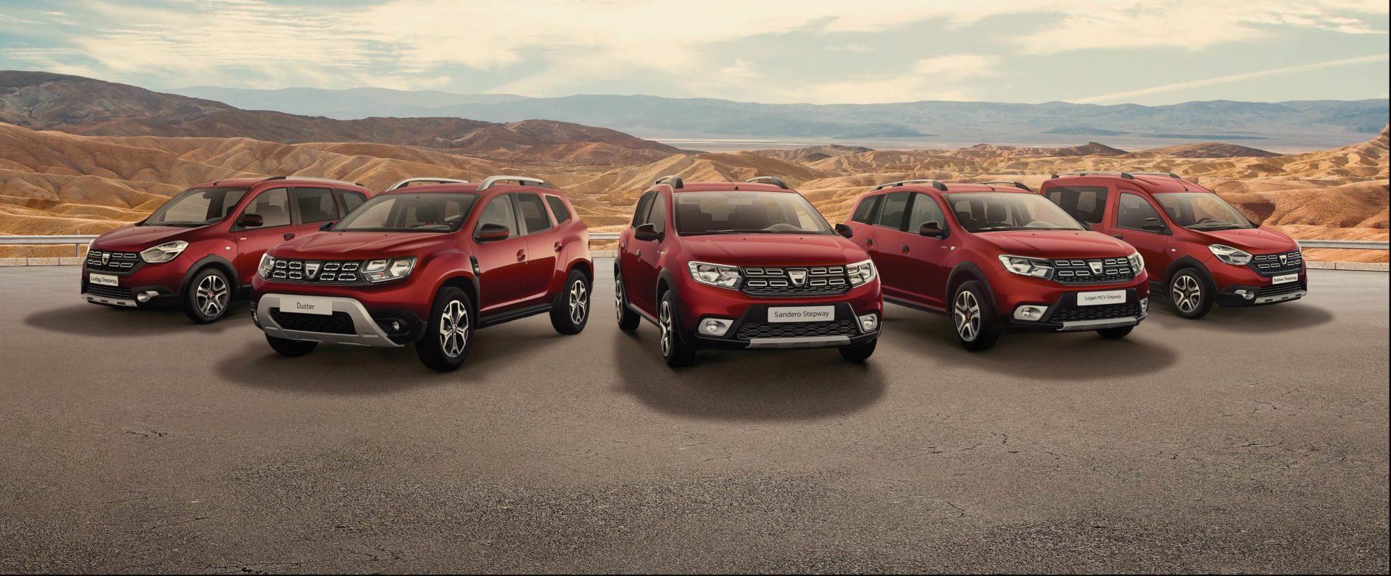 Dacia gama a GPL