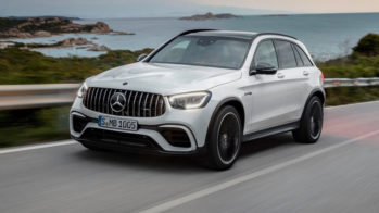 Mercedes-AMG GLC 63 4MATIC+