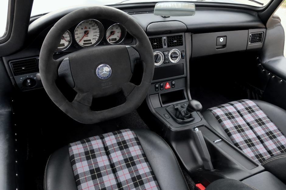 ercedes-Benz 300 SL Gullwing