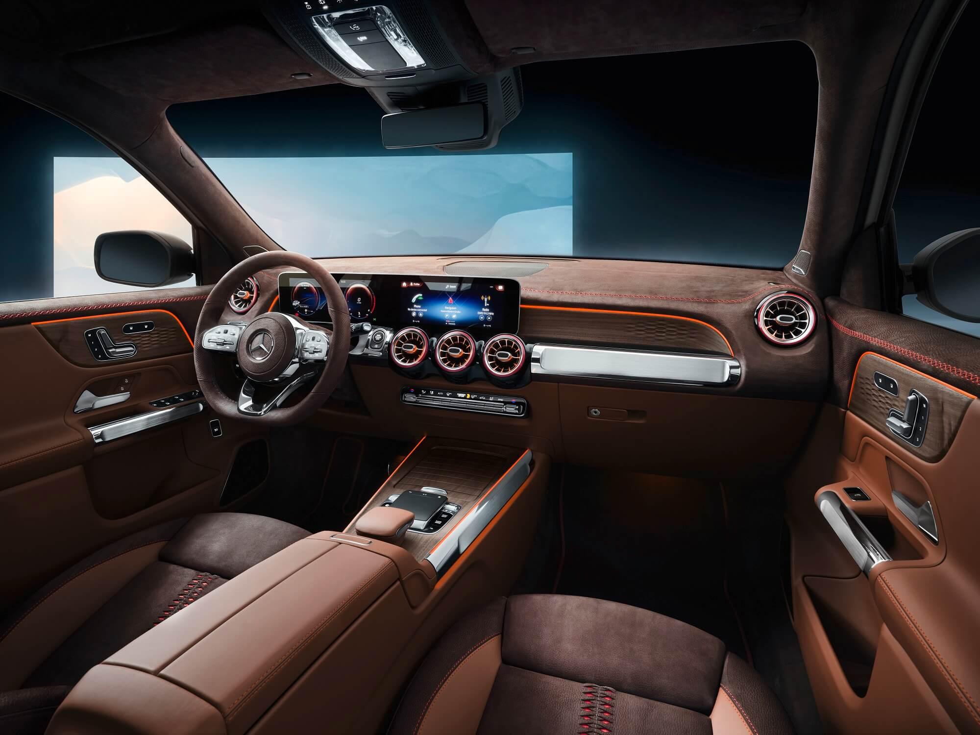 Mercedes-Benz Concept GLC