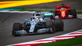 Mercedes GP China