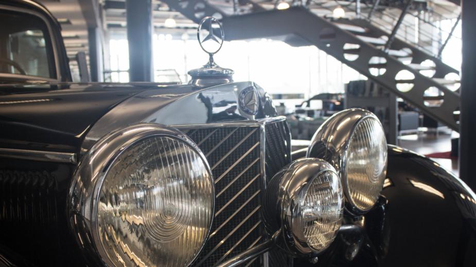 Mercedes-Benz Type 770