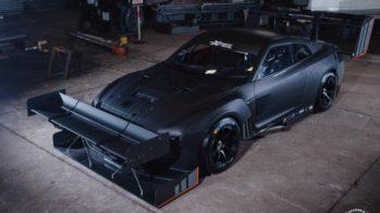 Nissan GT-R asa