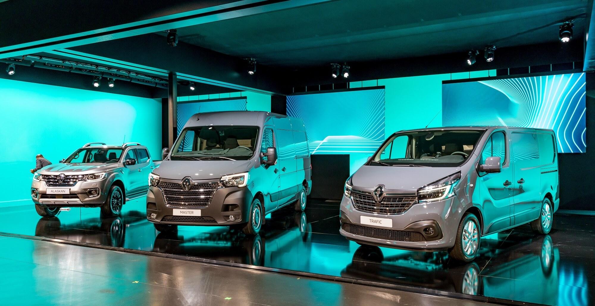 Renault comerciais