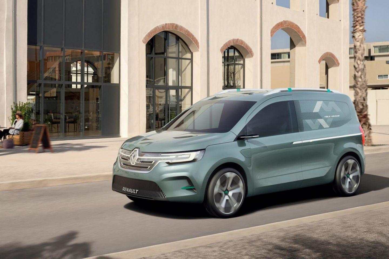 Renault Kangoo Z.E Concept