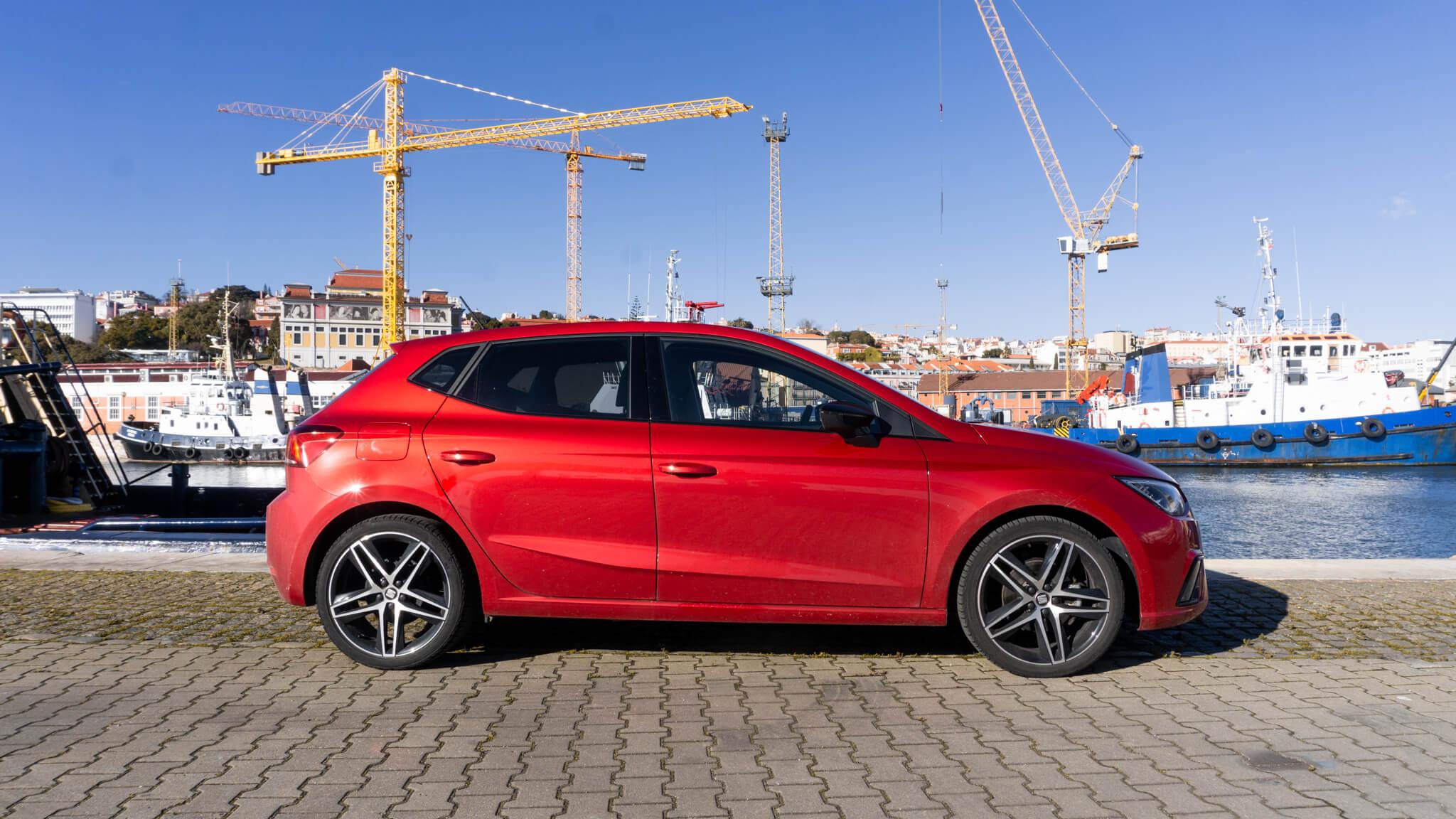 SEAT Ibiza TDI FR