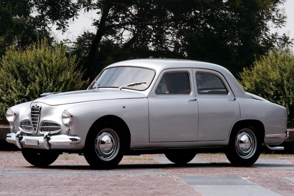 Alfa Romeo 1900, 1950