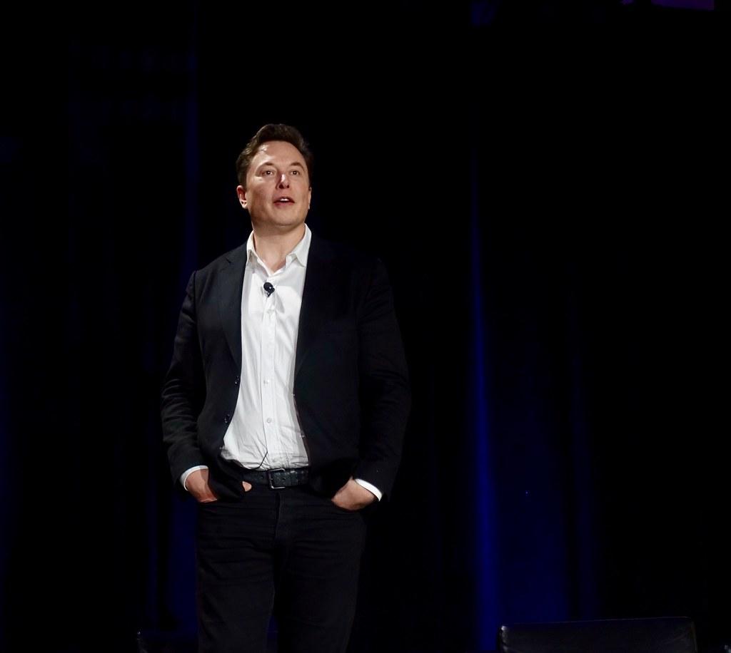 Elon Musk no Tesla Autonomy Investors Day