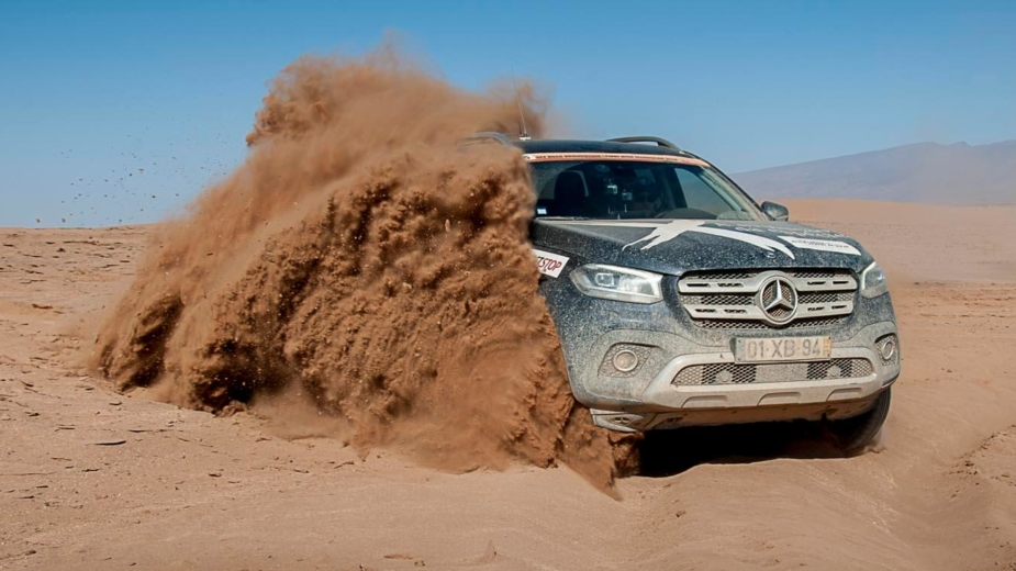 Off Road Bridgestone/First Stop Marrocos