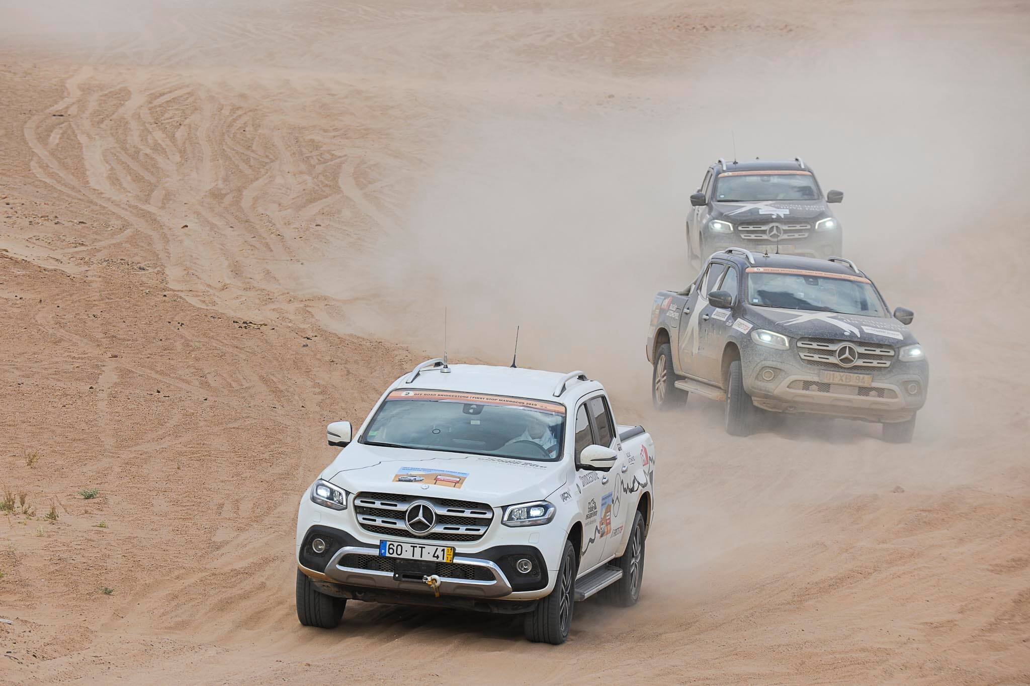 Off Road Bridgestone/First Stop Marrocos 2019