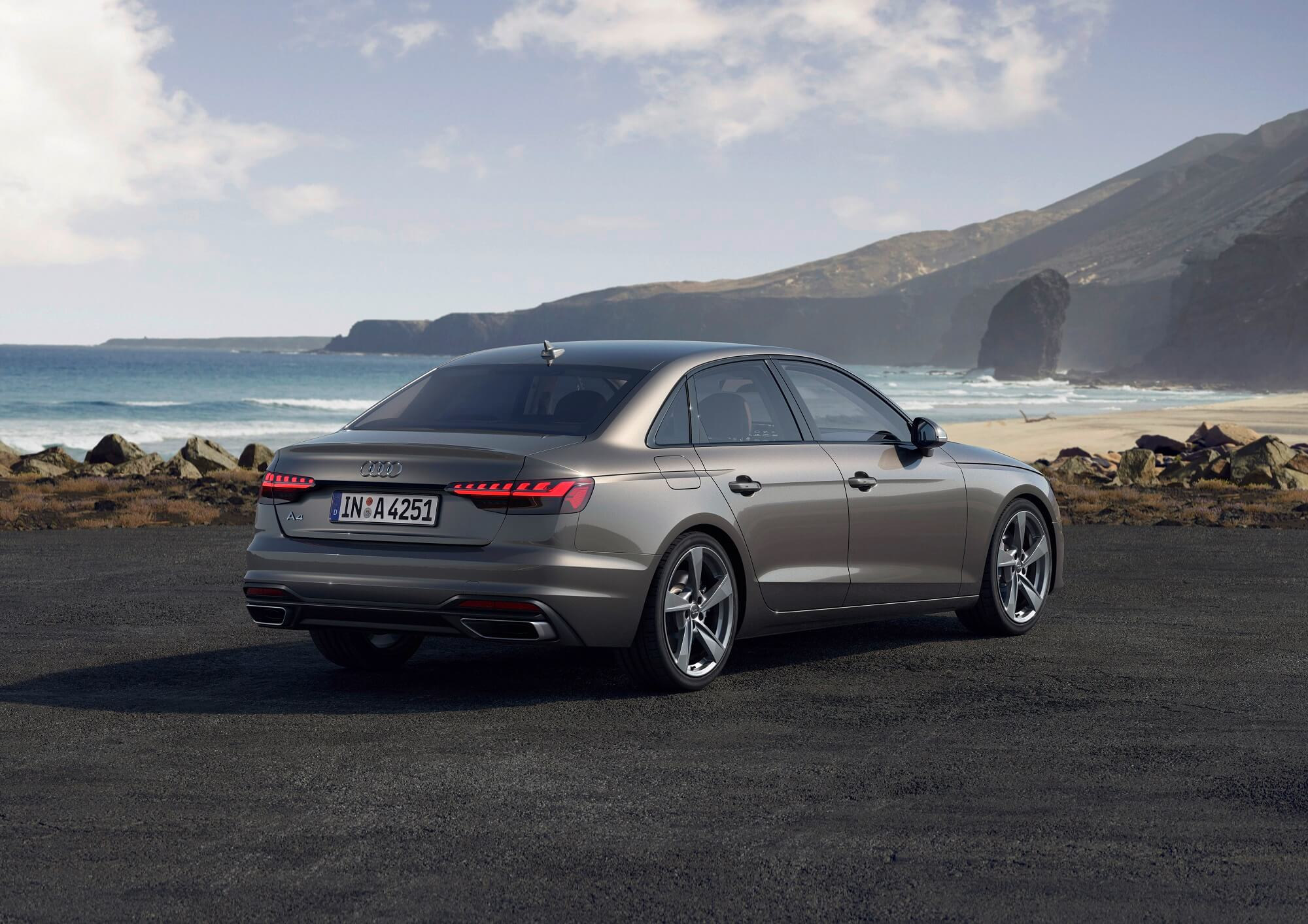 Audi A4 MY2019