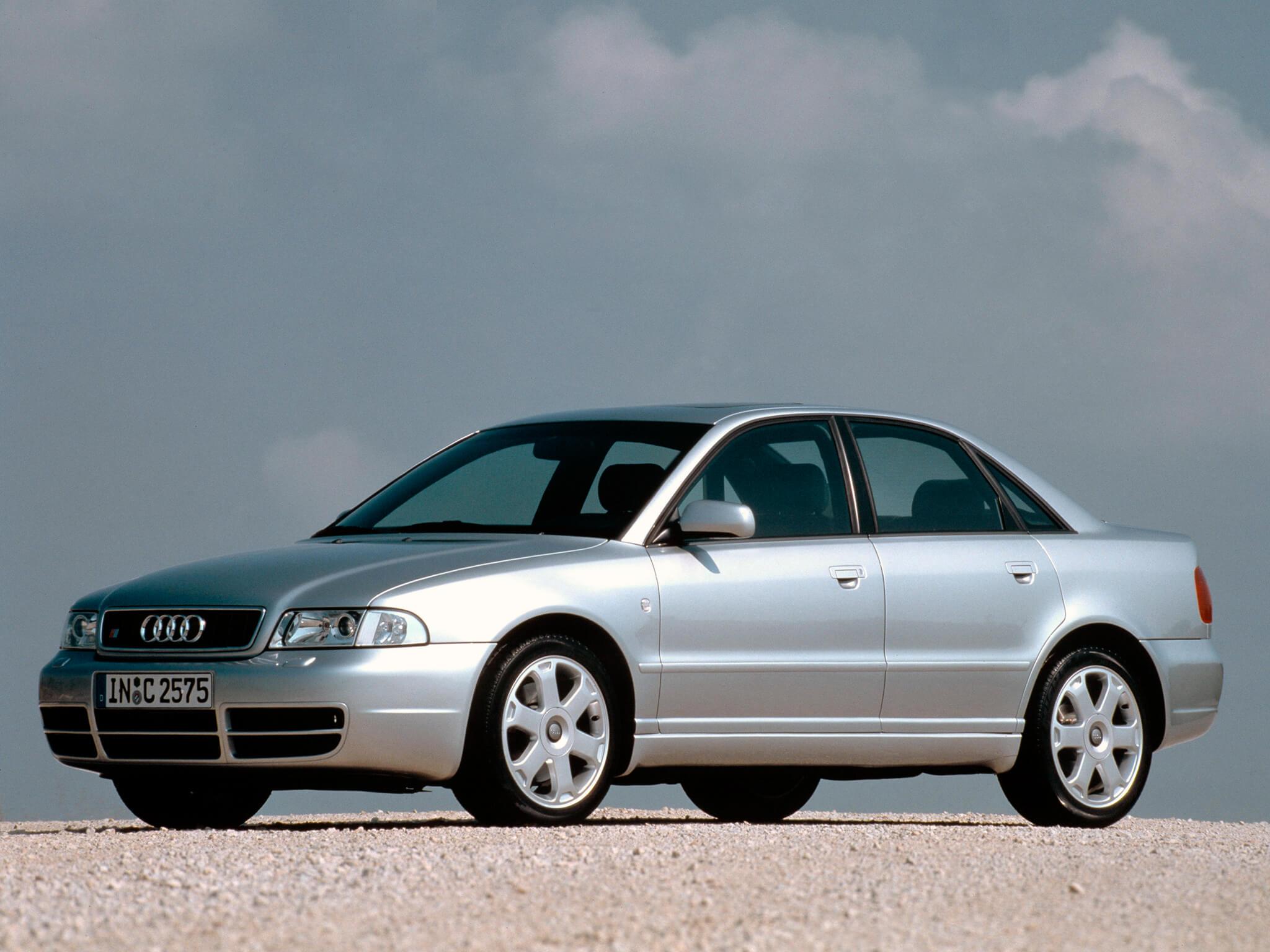 Audi S4 (B5)