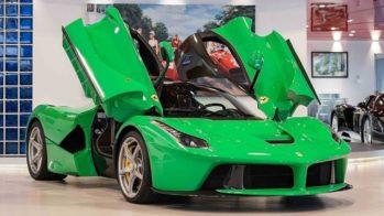 Ferrari LaFerrari Jay Kay