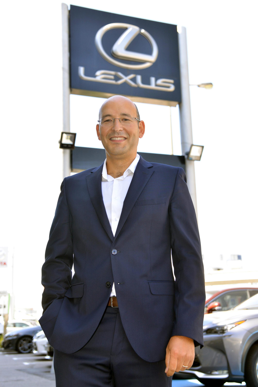 Victor Marques, Diretor de Comunicação da Lexus Portugal