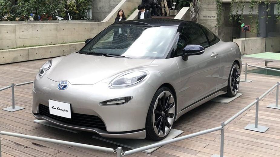 Toyota La Coupe