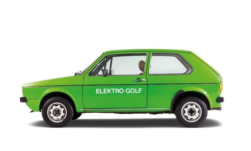 Volkswagen Golf City-STROMer
