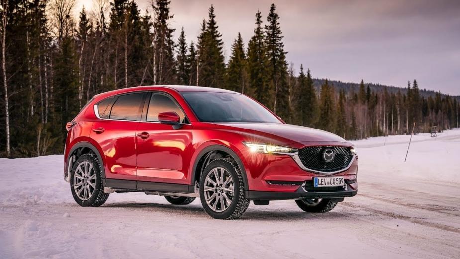 Mazda CX-5, Mazda Epic Drive