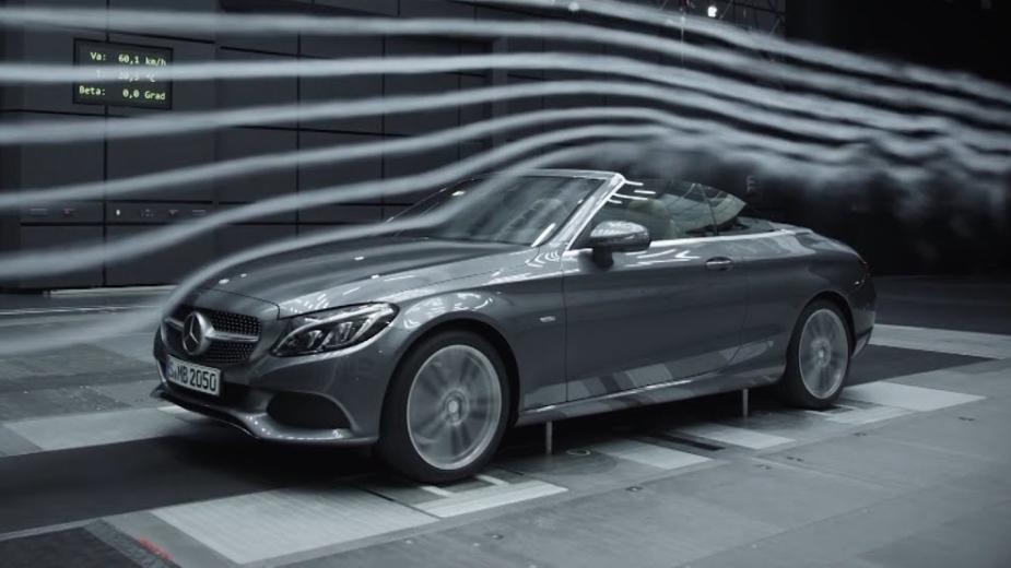 Mercedes-Benz Classe C Cabriolet