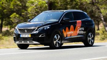 Peugeot 3008, Carro Frota LeasePlan 2019