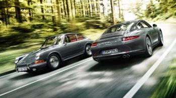 Porsche 911 e Porsche 911 (991)