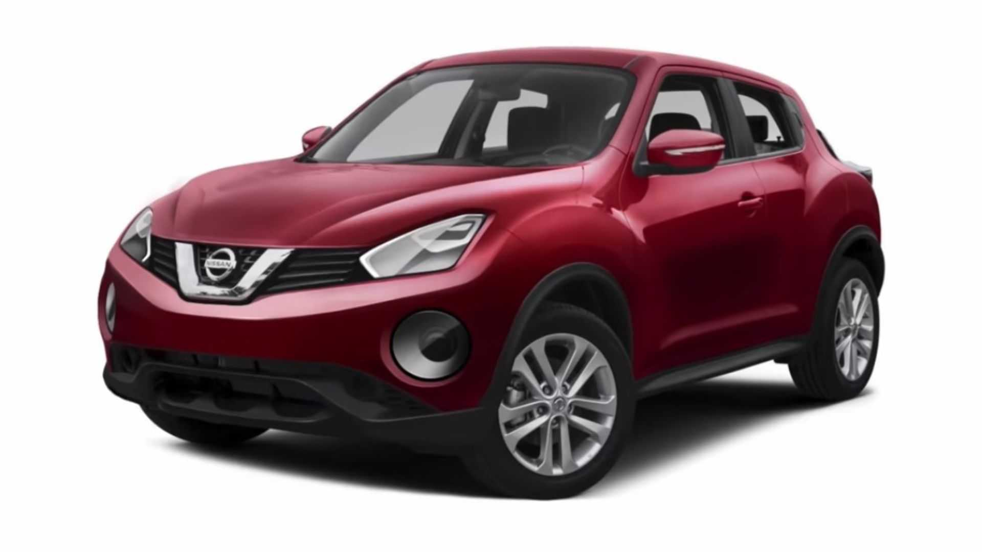 Nissan Juke redesign The Sketch Monkey