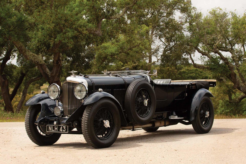 1931, Bentley 8-Liter Tourer