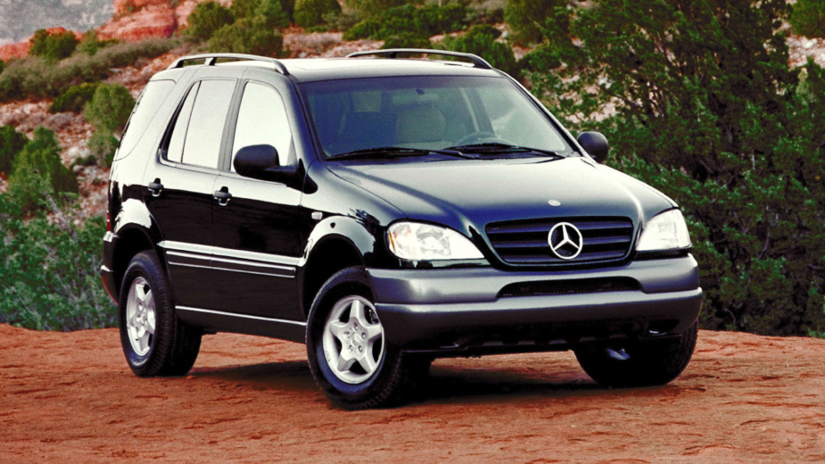 1997 Mercedes-Benz ML