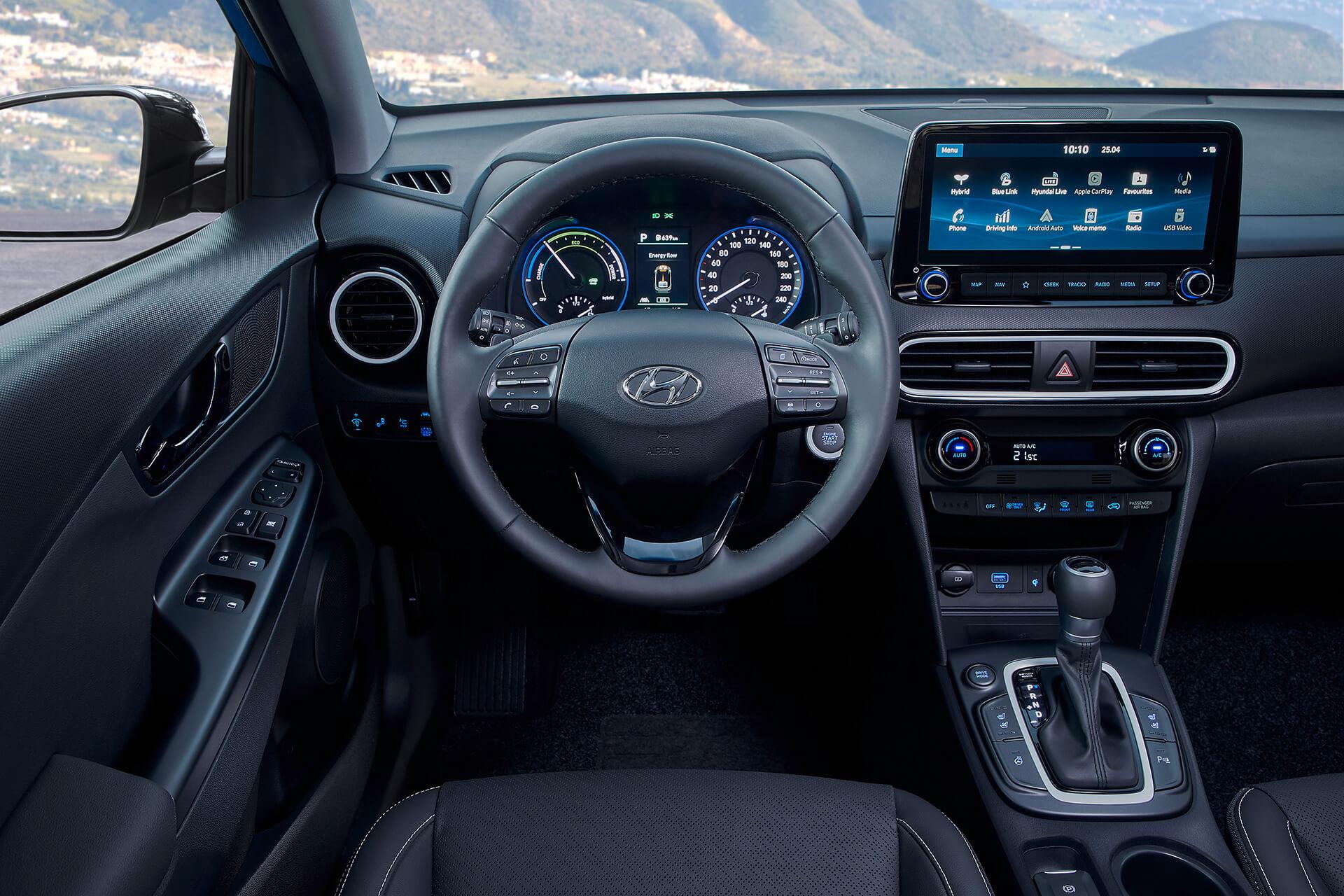Hyundai Kauai Hybrid