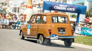 Algarve Classic Cars Renault 4L