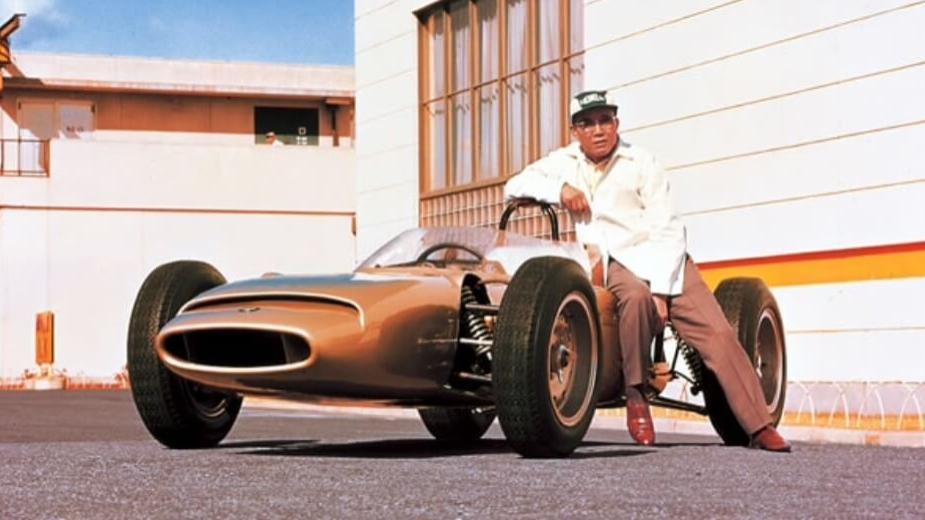 Soichiro Honda F1