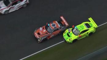 Mercedes-AMG GT3, Porsche 911 GT3 R, Nurburging 24 Horas