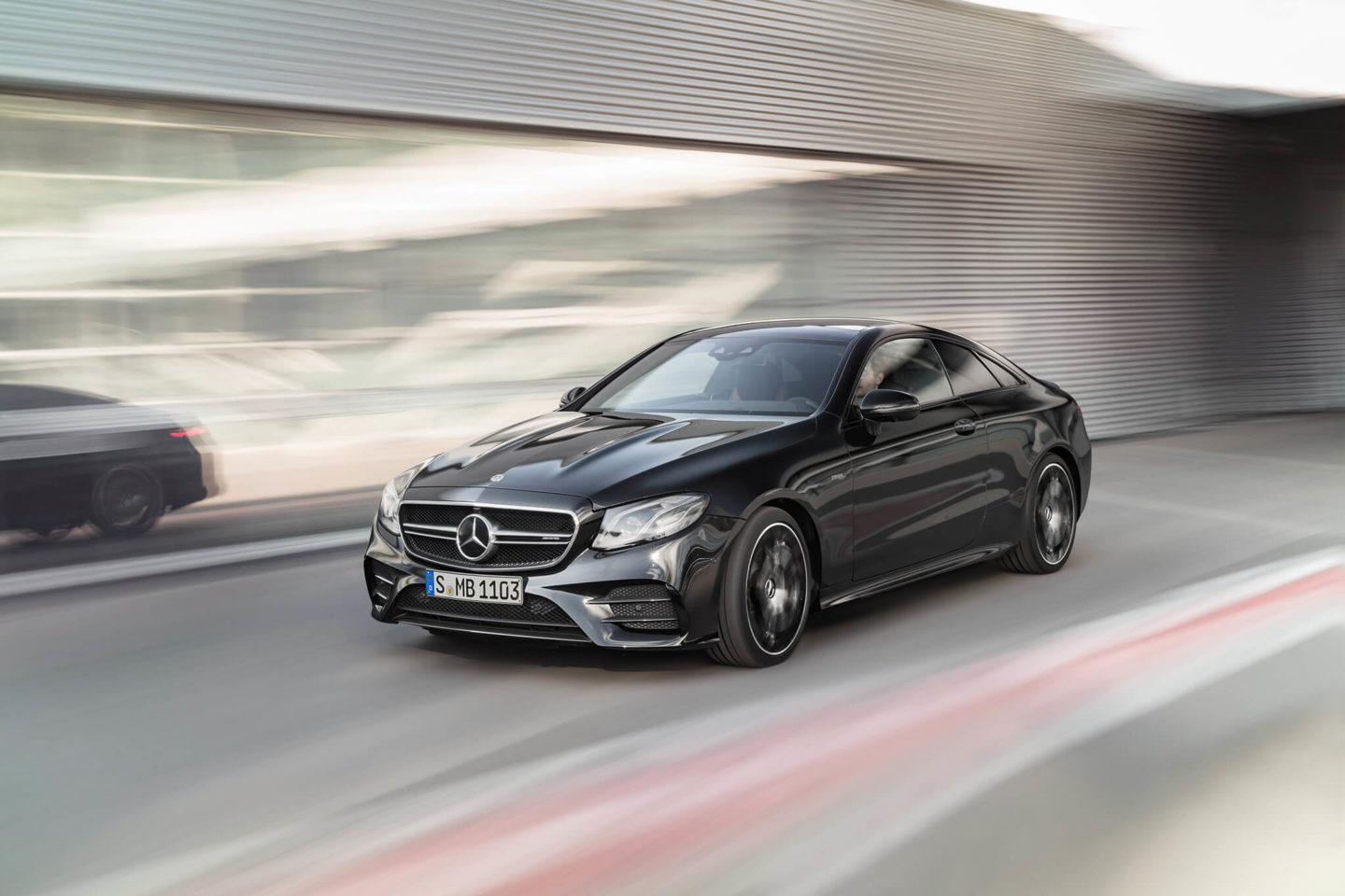 Mercedes-AMG E 53 4Matic+ Coupe