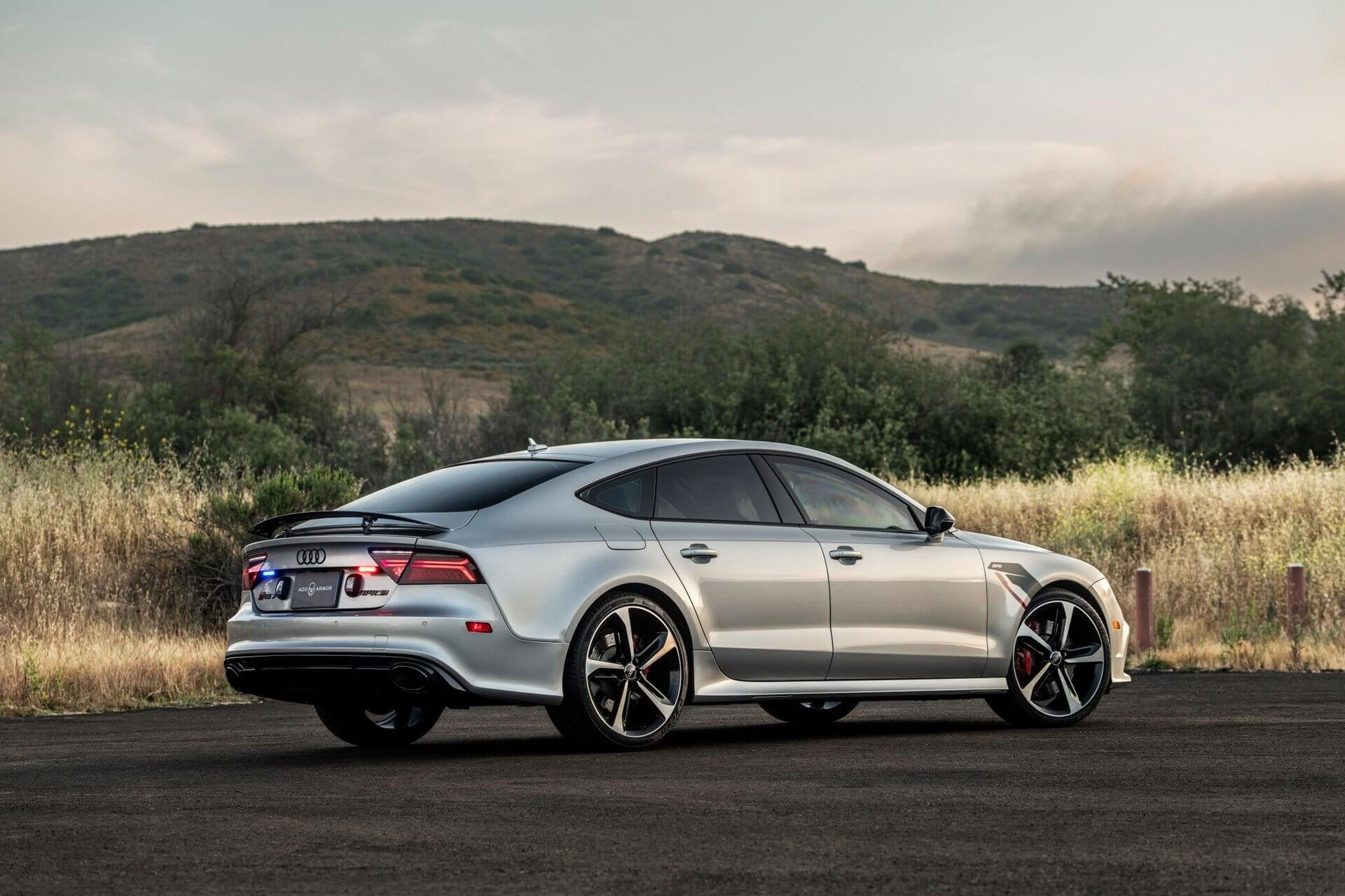 Audi RS7 Sportback blindado
