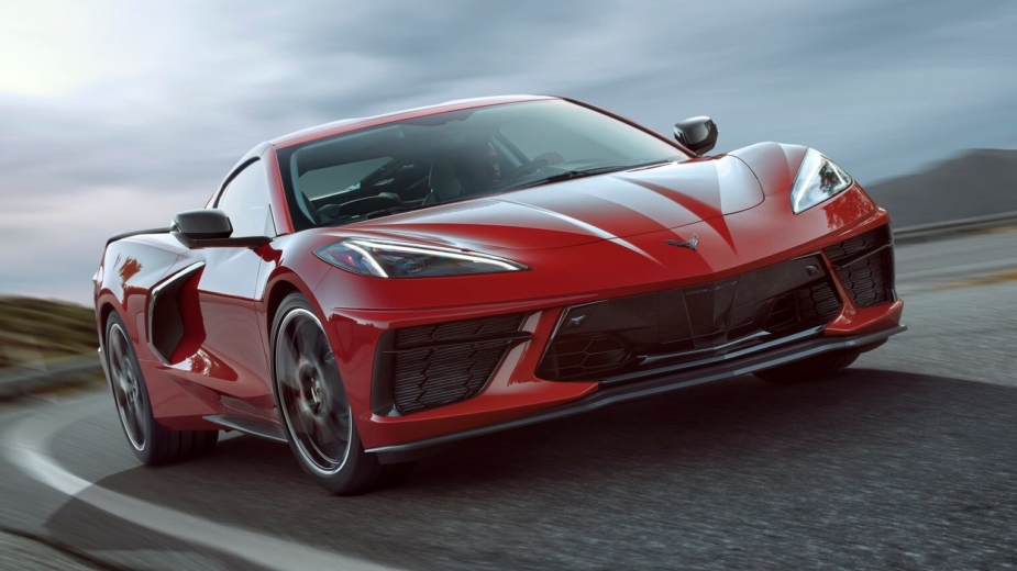 Chevrolet Corvette Stingray C8
