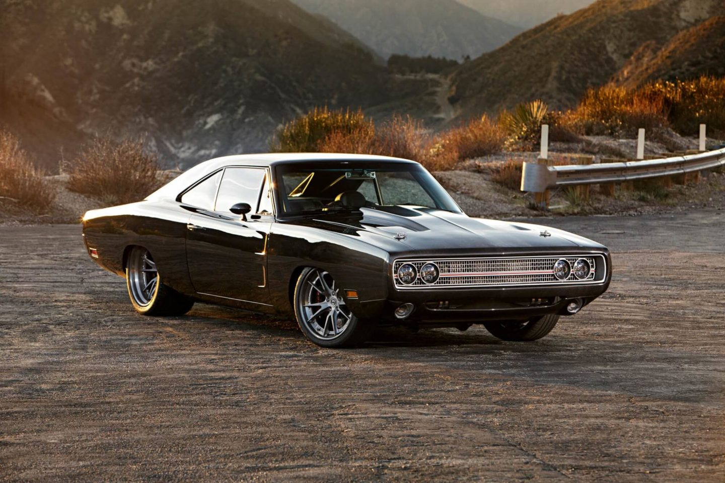 "Dodge Charger ""Tantrum"""