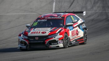 Honda Civic WTCR