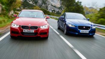 Jaguar BMW
