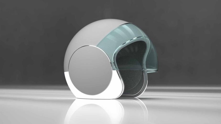 Joe Doucet capacete