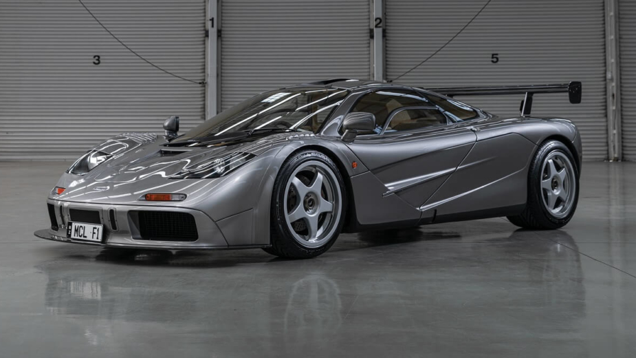 "McLaren F1 ""LM Specification"" HDF"