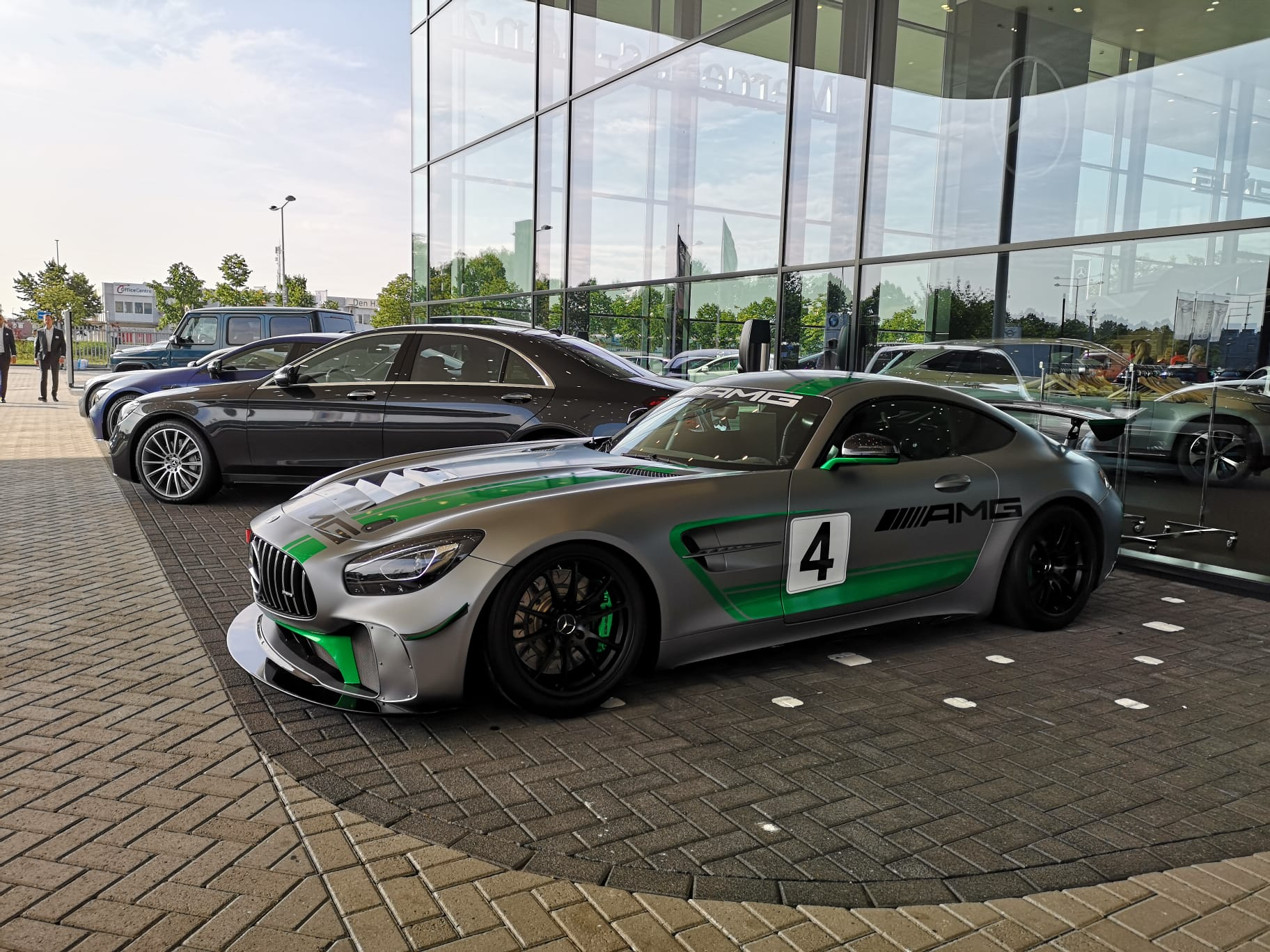 Mercedes-Benz, stand do futuro