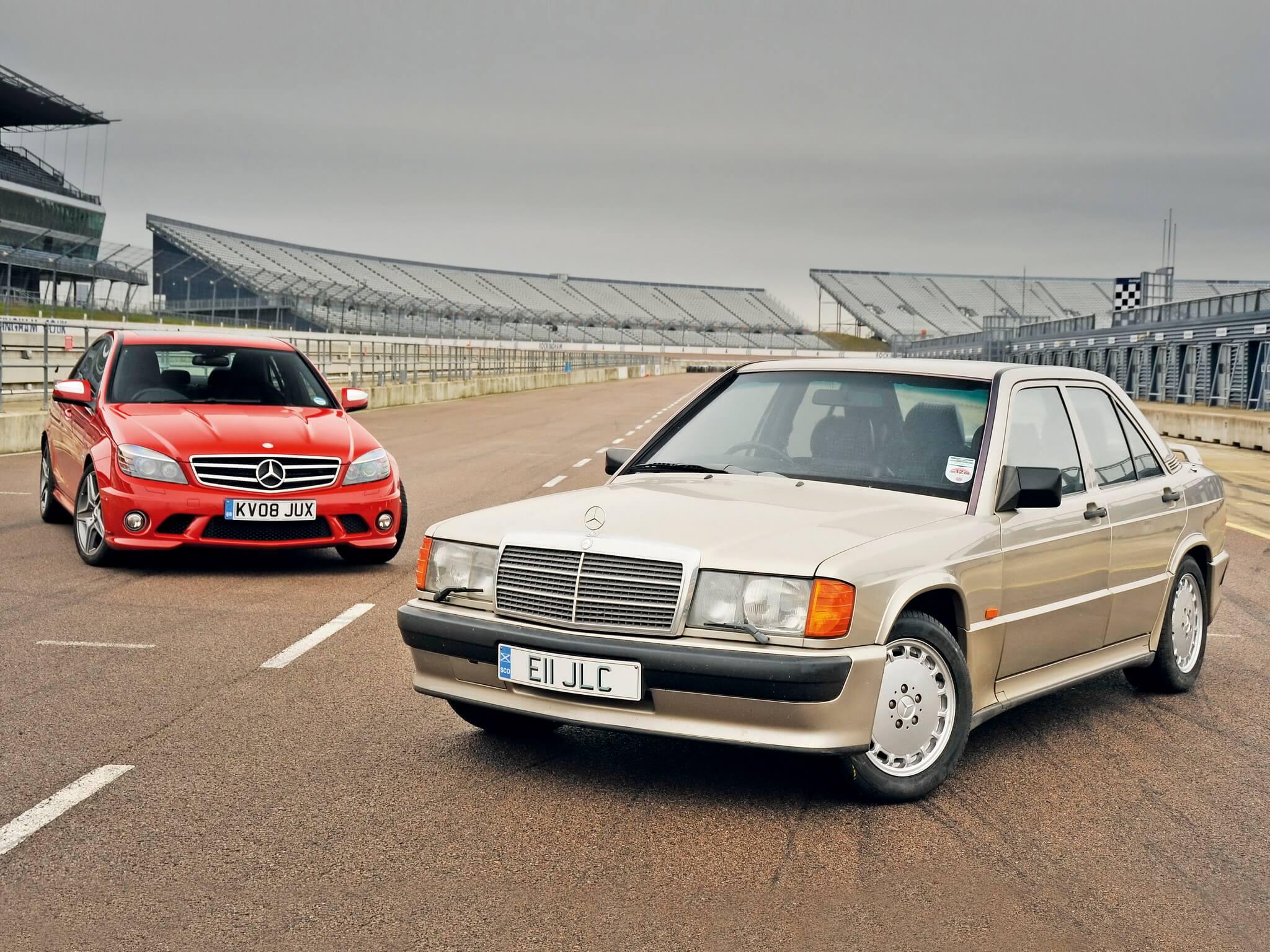 Mercedes-Benz Classe C e 190
