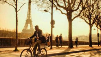 Paris bicicleta